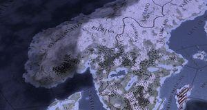 Kjemp om makten i Europa Universalis IV