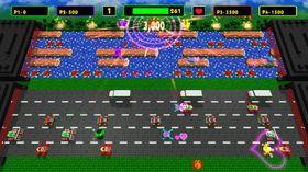 Frogger Hyper Arcade Edition (Wii, PS3, Xbox 360).