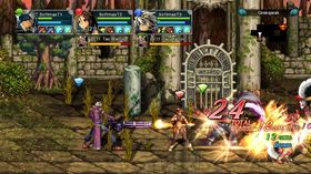 Dungeon Fighter Live (Xbox 360).