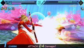 Fate/EXTRA (PSP, Vita).
