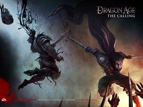«The Calling» er en av mange produkter som forteller historier fra Dragon Age-universet.