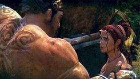 Enslaved: Odyssey to the West fikk oppmerksomhet for sine ansiktsanimasjoner.