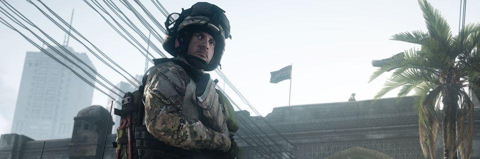 Battlefield-utvikler pusler med nytt konsept