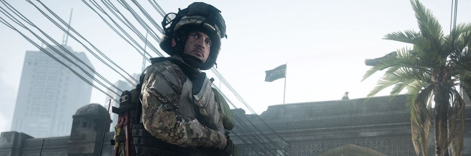 ANMELDELSE: Battlefield 3