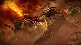 Big Burning Sword of Fire heter dette sverdet... neida.