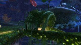 Sylvari er glad i grønt.