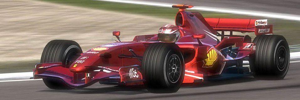 Bilspill for Ferrari-frelste
