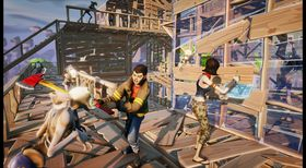 Fortnite blir Unreal Engine 4's jomfruspill.