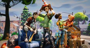 Fortnite blir det første Unreal Engine 4-spillet