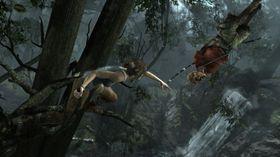 Lara må kjempe for å overleve.