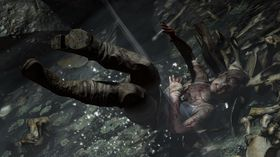 Lara tåler en trøkk.