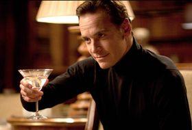 Michael Fassbender fra X-men: First Class.