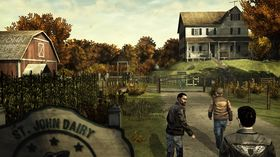 The Walking Dead: Episode 2 (Xbox 360, PS3 og PC).