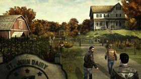 The Walking Dead: Episode 2 (Xbox 360, PS3 og PC).