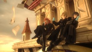 Dream Drop Distance direkte knyttet til Kingdom Hearts 3