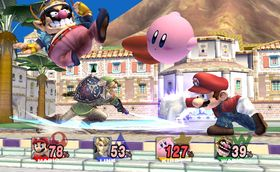 Super Smash Bros. Brawl kom ut i 2008.