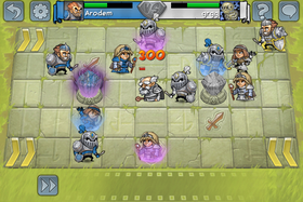 Sånn ser spillet ut på iOS.