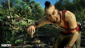 Menyer og brukergrensesnitt i Far Cry 3 blir norsk dersom man velger norsk språk under installasjon.