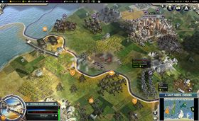 Civilization V: Gods & Kings.