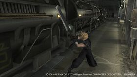 Square Enix demonstrerte hvordan Final Fantasy VII kunne ha sett ut på PS3 under E3 i 2005.