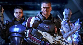 Gratis Mass Effect 3-utvidelse kommer i morgen