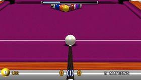 Arcade Pool & Snooker (er i begge «minis»-pakkene på PSN).