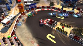 Bang Bang Racing (Xbox 360, PC og PS3).