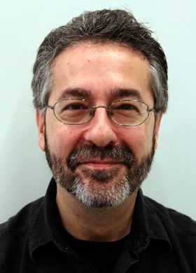 Warren Spector er lei all ekstremvolden. (Foro: Lasse Lervik/Gamer.no)