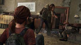 The Last of Us er ett av spillene som byr på voldsome øyeblikk.