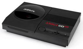 Amiga CD32 kunne ikke redde Commodore. Bilde: Bilby (Wikipedia).