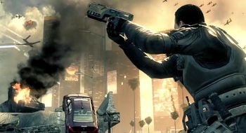 Black Ops 2 kommer til Wii U