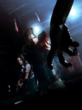 Capcom har distribuert dette illustrasjonsbilde sammen med pressemeldingen.