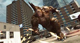 Rhino ville også være med i spillet.