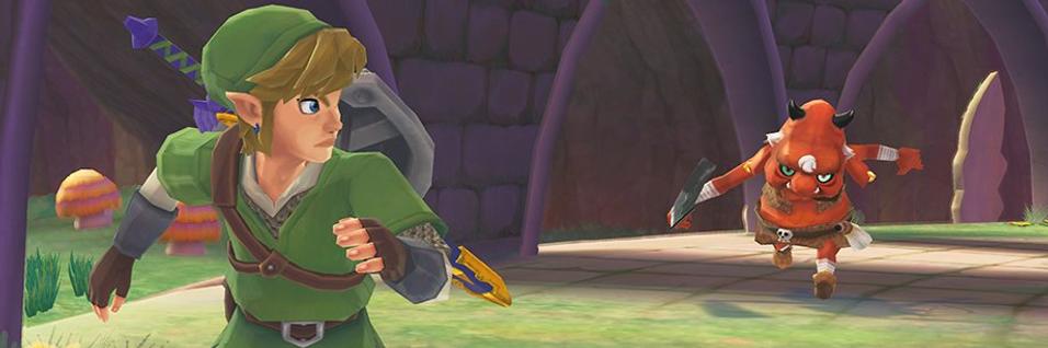 ANMELDELSE: The Legend of Zelda: Skyward Sword