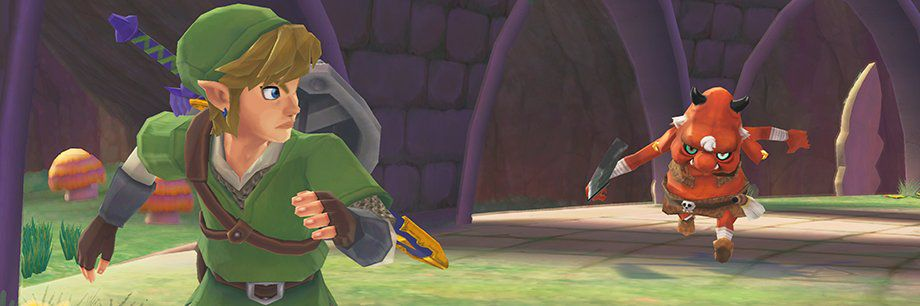 ANMELDELSE: The Legend of Zelda: Skyward Sword
