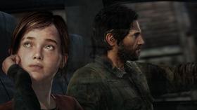 Ellie og Joel er spillets protagonister.