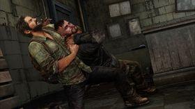 Joel må bruke alle triks han kan for å overleve.