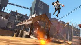 Team Fortress 2 har gjort stor suksess siden relanseringen som gratisspill.