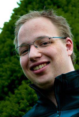 Christer «MiSP» van der Meeren er fast leser av Gamer.no. (Foto: Privat)