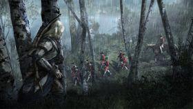 Regn er bare en av de mange variablene i Assassin's Creed III