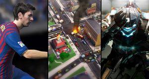 EA har avduket sine nyheter