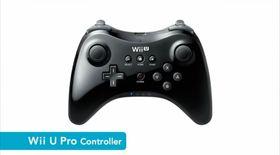 Wii U Pro Controller.