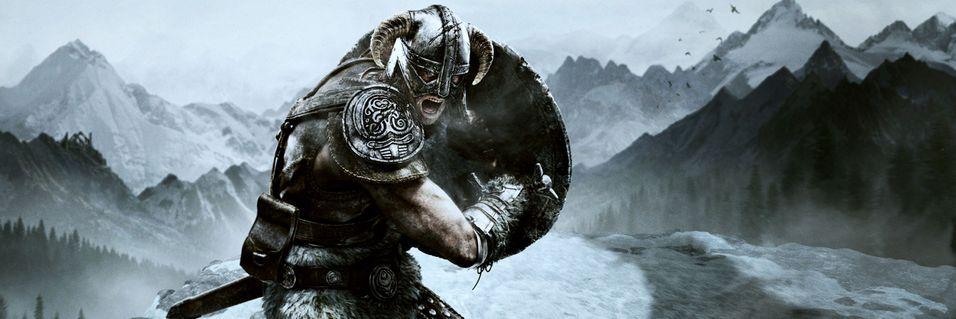 FØRSTEINNTRYKK: Førsteinntrykk: The Elder Scrolls V: Skyrim