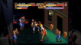 Sega Vintage Collection: Streets of Rage (Xbox 360).