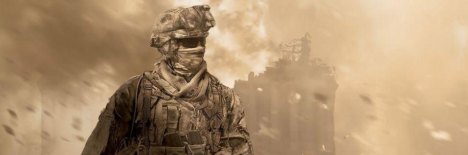 ANMELDELSE: Modern Warfare 2: Stimulus Package