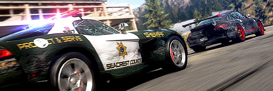 FØRSTEINNTRYKK: Førsteinntrykk: Need for Speed: Hot Pursuit
