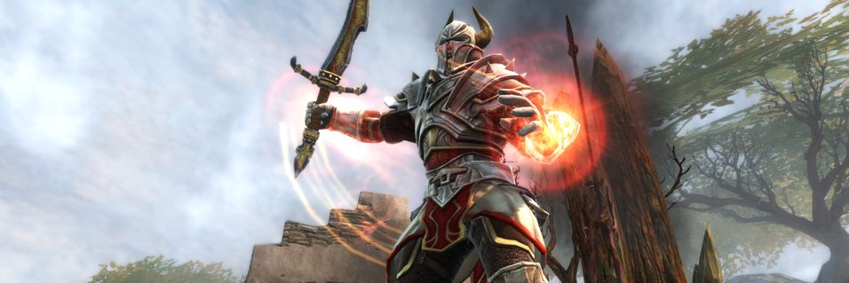 Kingdoms of Amalur-studio i vansker