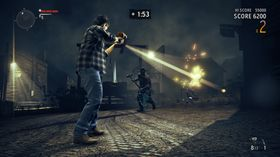 Alan Wake: American Nightmare (PC og Xbox 360).