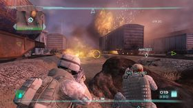 Bilde fra Ghost Recon: Advanced Warfighter 2.