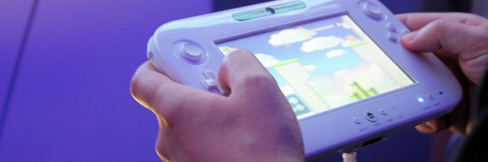 Wii U-kontrolleren redesignes